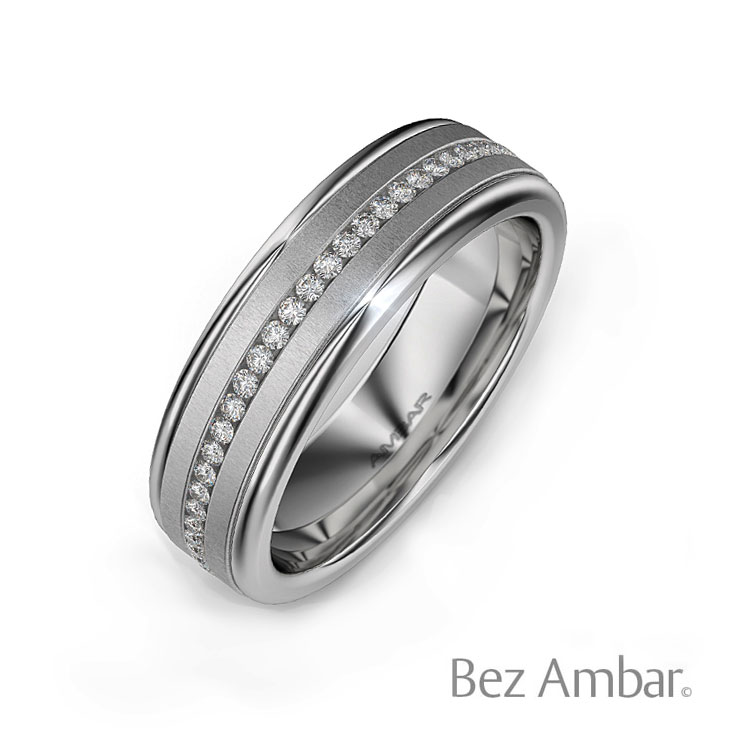 18k-White-Gold-Men's-Wedding-Band--Devotion