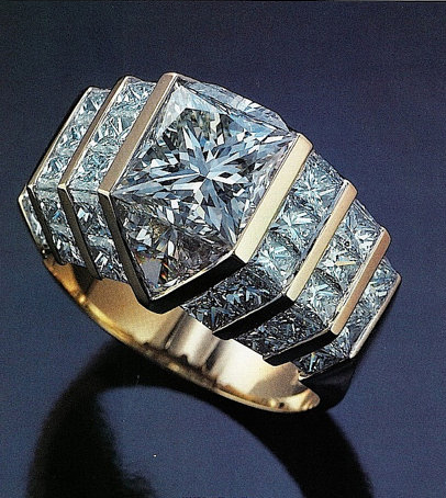 quadrillion cut diamonds