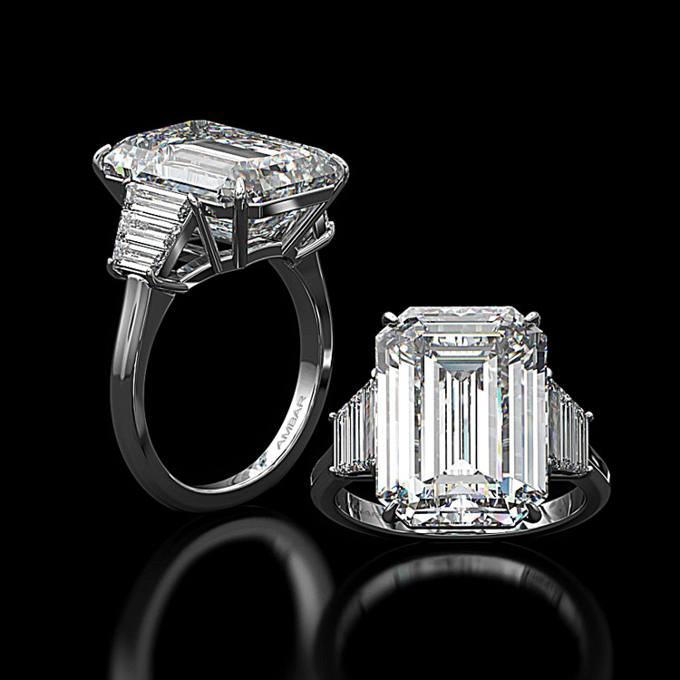 10 carat diamond rings